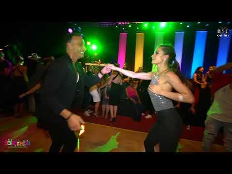 Asya Sonina & Ilan Amouyal Social Salsa (BERLIN SALSA CONGRESS 2018)