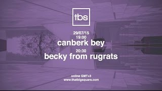 Mr. President Showcase: Canberk Bey , Becky from Rugrats - TBS Radio