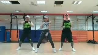 Download Lagu Luis Fonsi - Demi Lovato - Echame la Culpa - cover - Zumba Fitness - Nello Katia Ricky Gratis STAFABAND