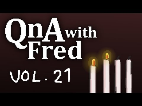 QnA with Fred - vol. 21: Advent Special II