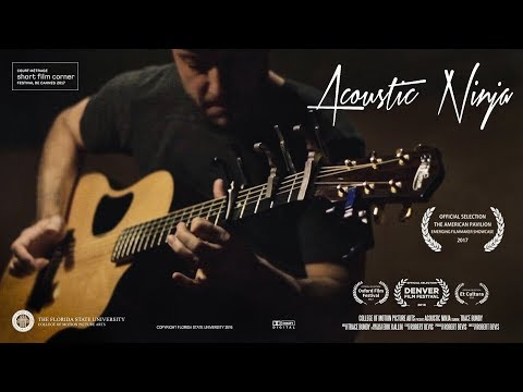Trace Bundy - Acoustic Ninja