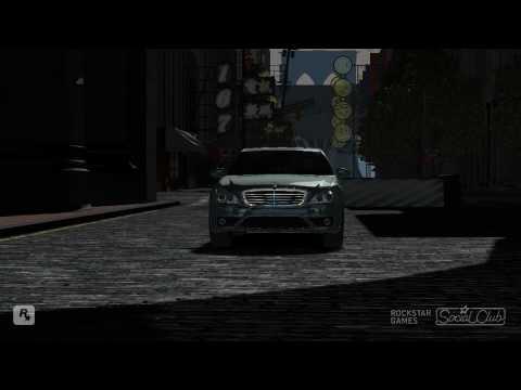 GTA 4 - Mercedes SL65 AMG