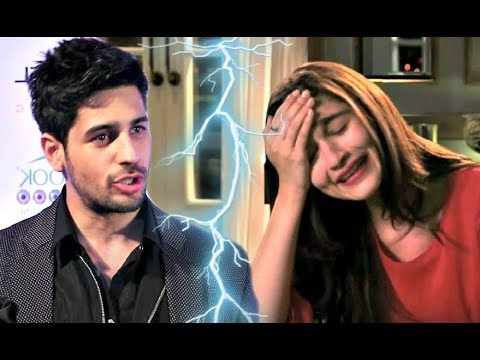 Sidharth Malhotra Reacts On Break Up With Alia Bhatt