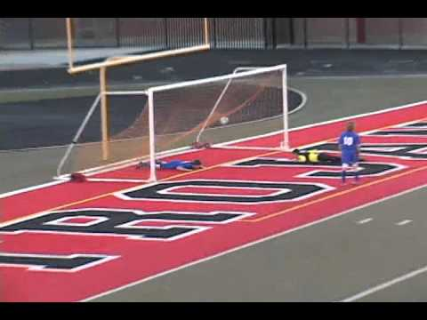 Northwest Christian Boys Soccer Goals vs Pusch Ridge and Florence AZ Arizona AIA playoffs 2011