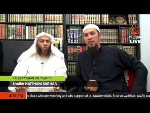 Kalabbiyahan sin Tawhid - Sheikh Haitham Sarhan (Arabic/Tausug)