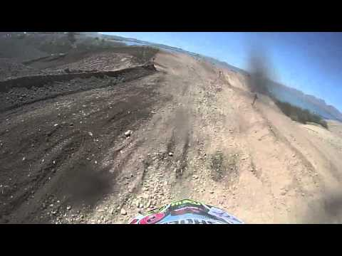 2014 WORCS round three: Lake Havasu, AZ; on board with Robby Bell