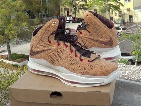 Nike Lebron 10 Cork Replica Nike lebron 10  x   quot cork quot Lebron X Cork Replica