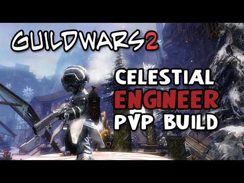 Guild Wars 2: Two Kit Celestial Engineer PvP Build | Grenade Kit + Tool Kit