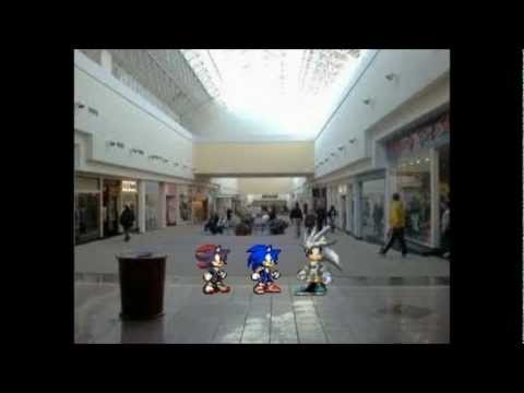 Sonic shadow and silver show episode 2
