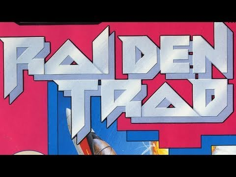 Classic Game Room - RAIDEN TRAD for Sega Genesis review