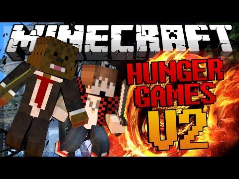 NEXUS V2 BETA Minecraft Hunger Games w/ BajanCanadian & JeromeASF! #142