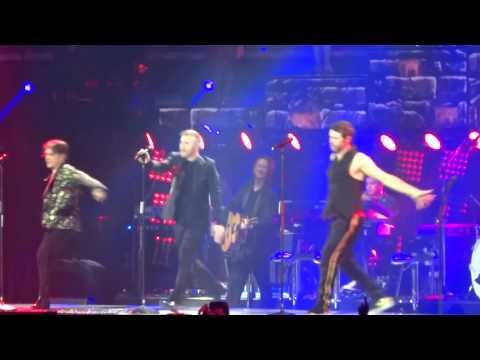 Take That - Pray - 28-4-15 Glasgow HD