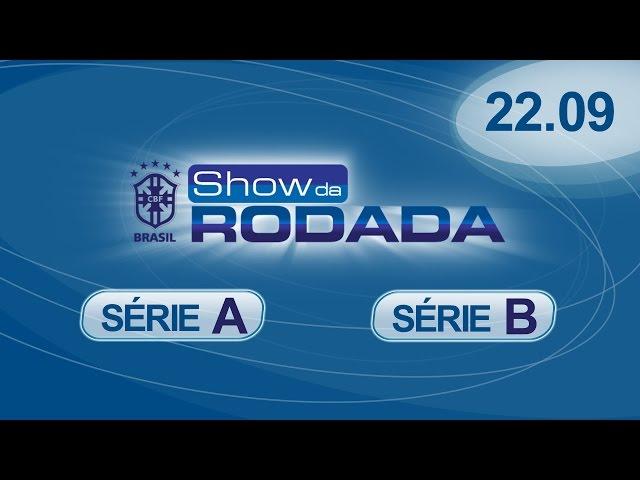 Show da Rodada | 22/09/14 - Gols das Séries A e B