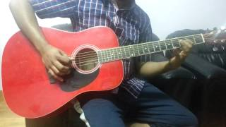 Kalimannu - Kalimannu Movie Song Lalee Lalee in Guitar