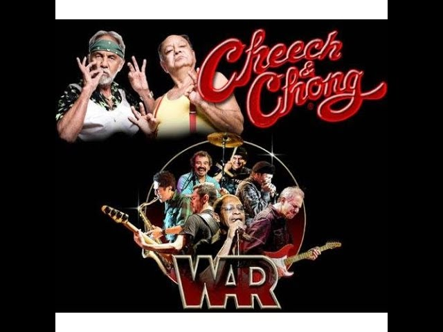WAR WITH CHEECH & CHONG