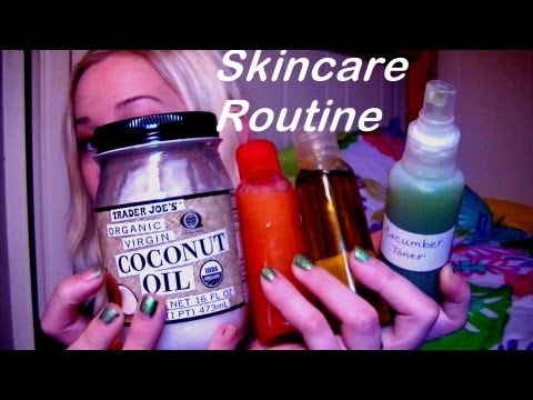 My Organic ALL Natural Skincare Routine  BeautyByJodi