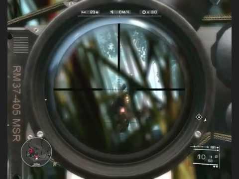 Прохождение:Sniper - Ghost Warrior 2. Special Edition(1 часть)