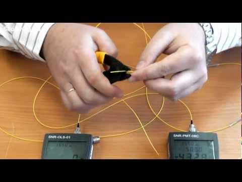 Как сделан оптоволокно