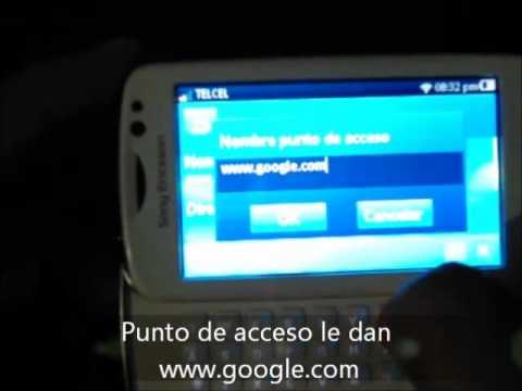 ajuste de internet para TXT PRO.wmv