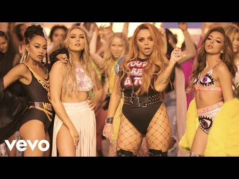 Little Mix - Power ft. Stormzy (Official Music Video)