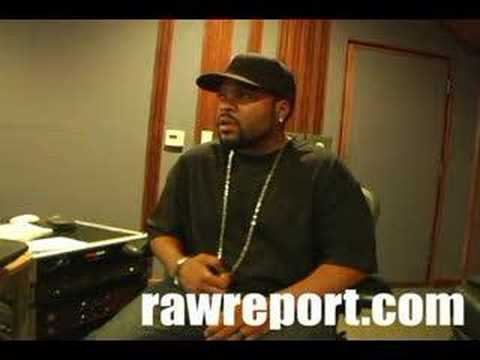 Ice Cube - The Raw Report - on Soulja Boy and Ice T Video
