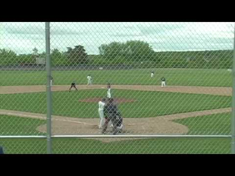 Melrose baseball at Sauk Centre
