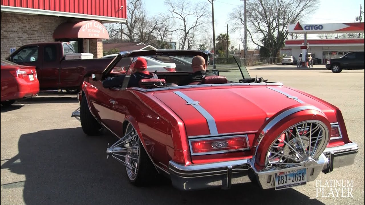 Buick Riviera On 20 Inch Texan Wire Wheels Houston Youtube