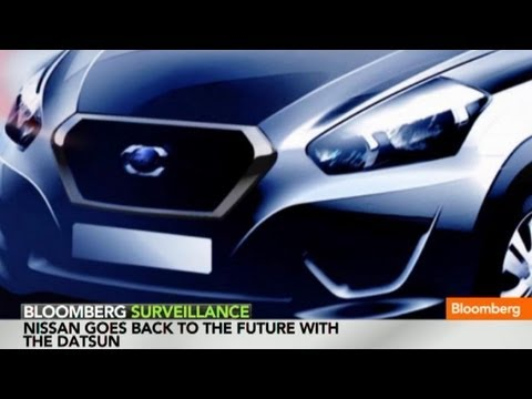Nissan Goes Back to The Future With Datsun