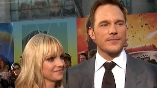 EXCLUSIVE: Anna Faris Says She