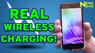 Disney Invents Wireless Power? Actual Wireless Charging!