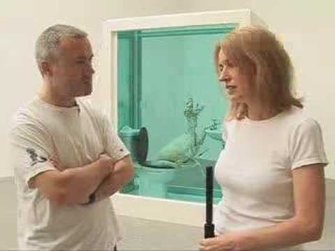 Damien Hirst discusses contemporary art