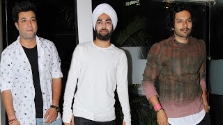 UNCUT- Fukrey 2 Wrap Up Party | Ali Fazal ,Varun Sharma And Manjot Singh