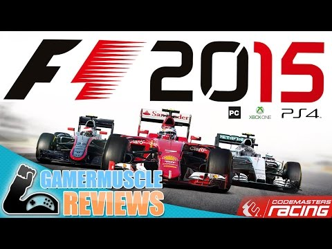 F1 2015  PC Game Review  - GamerMuscle Reviews