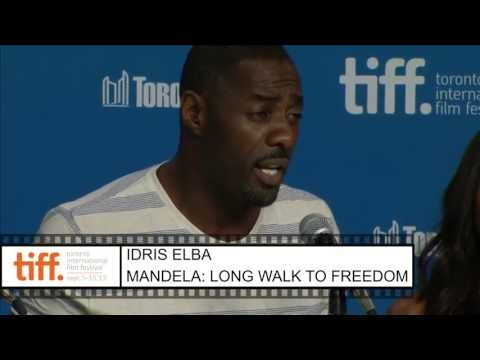 MANDELA: LONG WALK TO FREEDOM Press Conference | Festival 2013