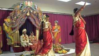 Tamil Wedding Dance -Toronto