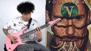 "Marc Okubo - Veil of Maya - ""Pool Spray"" Guitar Playthrough - Kiesel Guitars"