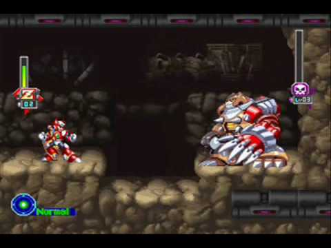 Let's Play Mega Man X5! (Part 2)