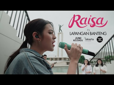 Download Raisa In Lapangan Banteng | Sounds From The Corner Mp4 baru