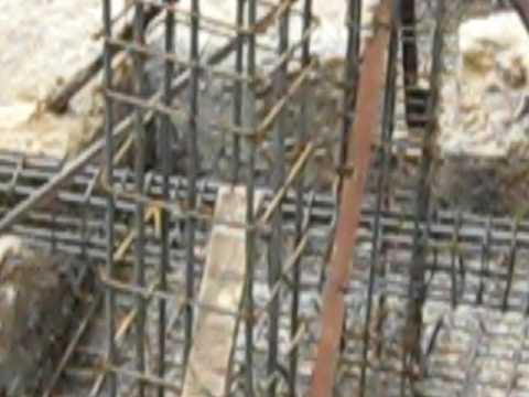Proceso constructivo de una cubierta metalica