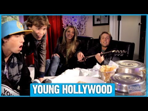Emblem3 Part 2: Lunch Break!