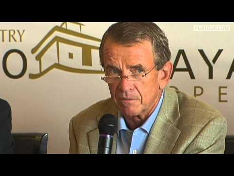 Finchem news conference to launch PGA TOUR Latinoamerica