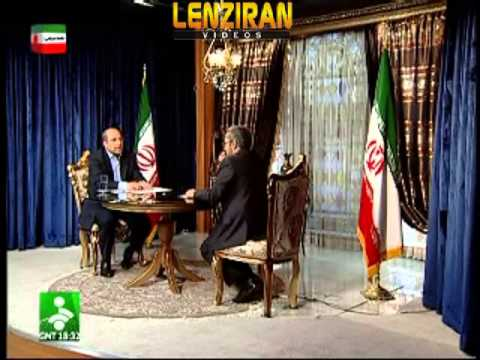 Last interview of Tehran Mayor Mohamad Bagher Ghalibaf with Iranian TV