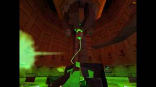 Half-Life Resonance Cascade scene