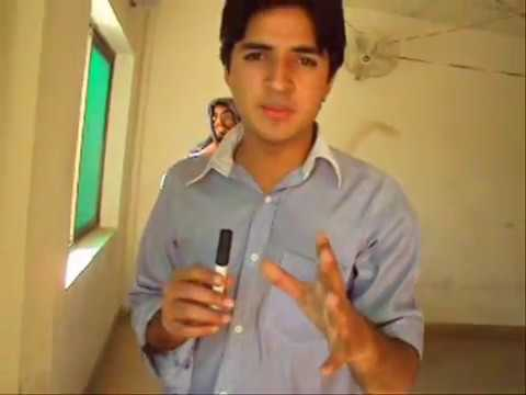Student of Punjab College Gujranwala Bomb Planning Funny by ZEESHAN JAVED