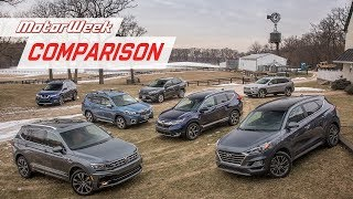 2019 Compact Crossover Challenge | MotorWeek Comparison Test