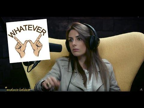 """Maluco Beleza - """"Ser egoísta é lindo"""" -  Carolina Torres (pt 3)"""