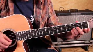 """How to Play """"Champagne SuperNova"""" by Oasis Easy Acoustic Songs on guitar Lesson Tutorial"""