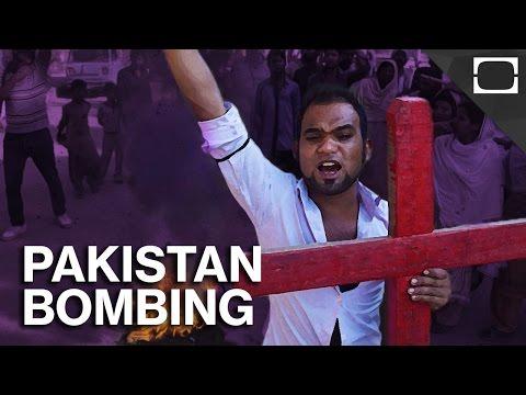 Pakistani Taliban Attacks Christian Churches