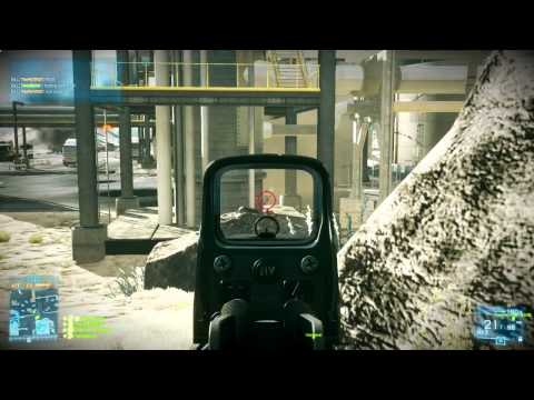 BF3 : Meet the New G3 (Post Patch Gun Review)