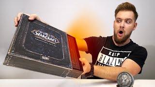 Что Внутри Коллекционнки World Of Warcraft? За 5999 Рублей!